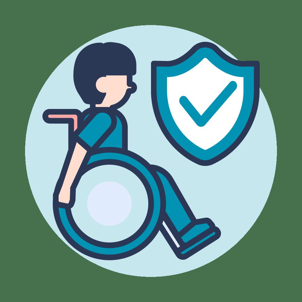 Long-term Employer-paid long-term disability