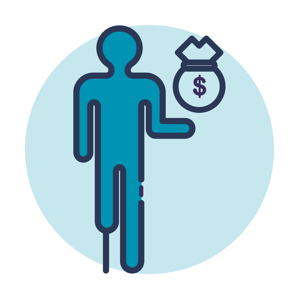 Employer-paid short-term disability